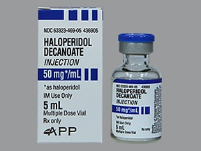 haldol decanoate 50 mg
