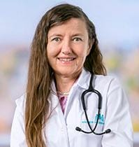Photo of Lucy M. Budde, MD