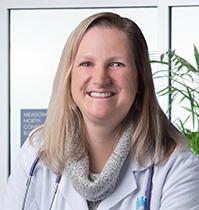 Photo of Megan E. Lederer, MD
