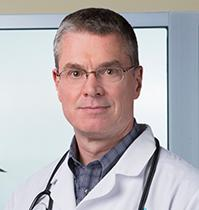 Photo of Bruce W. Evans, MD