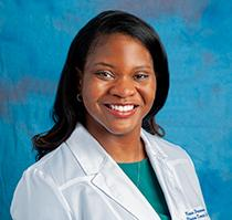 Photo of Elyceia M. Dortch, MD