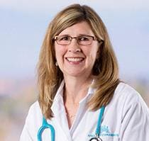 Photo of Susan P. Peterson, MD