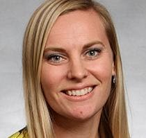 Photo of Megan L. Baerny, CRNA