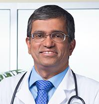 Photo of Chamath R. De Silva, MD