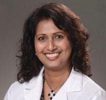 Photo of Sarah Shobha Jacob, MD