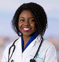 Photo of Temitope M. Dimmer, MD