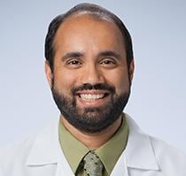 Photo of Neelesh B. Fernandes, MD