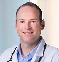 Photo of Ian E. Parsons, MD